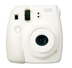 Earliy Christmas Wishlist :D  Fuji Instax Mini 8 White