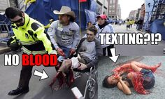 Boston Marathon Bombing False Flag.  Another False Flag Attack to destroy the rights of Americans. More evidence suggests that the Tsarnaev brothers have been set up and now, effectively, silenced – one dead, one seriously wounded. There is no evidence, that has been reported, to connect them to the bombing… but there is plenty of evidence to suggest that it was a covert operation carried out by professional mercenaries (the Craft) working for the shadow government…