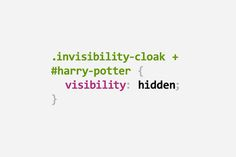 Funny Puns Inspired By CSS That Web Designers Can Relate To - DesignTAXI.com