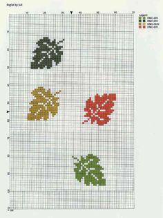 12 Best Photos of Falling Leaves Cross Stitch Pattern - Fall Leaves Cross Stitch Pattern, Free Cross Stitch Pattern Autumn Leaf and Falling Leaves Cross Stitch Fall Cross Stitch, Mini Cross Stitch, Cross Stitch Borders, Cross Stitch Flowers, Cross Stitch Charts, Cross Stitch Designs, Cross Stitching, Cross Stitch Embroidery, Embroidery Patterns