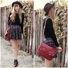 Steffy Kuncman - Chic Wish Skirt, Pepa Loves Bag - A very merry christmas to you ♥♥