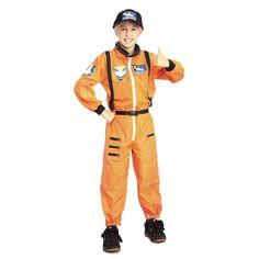 Costum de astronaut pentru copii