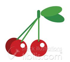 I just started a new series of simple graphic fruits, expected to be completed soon :) Royalty Free Illustrations at http://tibilis.com/stock