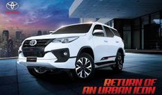 Indus Motor Company (IMC) is finally offering the Toyota Fortuner TRD in Pakistan for the price of Rs. 9,399,000. The new variant comes in exciting colors and offers a lot of exterior changes.