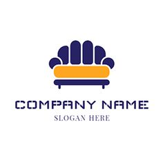 DesignEvo's furniture logo maker enables you to create great furniture logos on your own easily! All of its powerful features are free! Custom Logo Design, Custom Logos, Blue Leather Sofa, Restaurant Flyer, Online Logo, Furniture Logo, Logo Maker, Furniture Restoration, Design Concepts