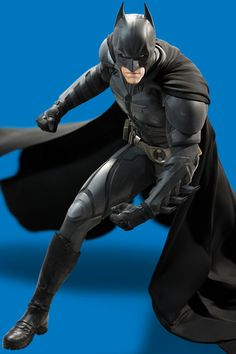 Batman Strikes A Fighter's Pose In Latest Dark Knight Rises Promo Image