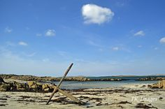 Anchor Beach, Aughris, Cleggan, Connemara.