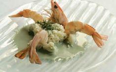 Γαρίδες με σάλτσα θυμάρι Shrimp, Meat, Recipes, Food, Recipies, Essen, Meals, Ripped Recipes, Yemek