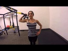 10 Weeks To Fitness-Day 47: Active Rest TRX | Fitness food diva