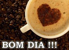 mensagem bom dia com café whatsapp