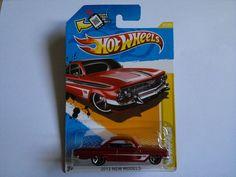 2012 - CHEVROLET Impala ´1961 409 (Hot Wheels)