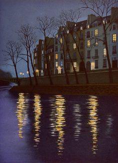 Lynn Shaler ~ Les Reflets de l'Ile, 1999