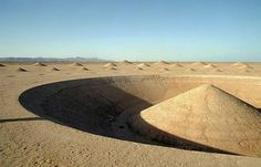 Alien UFO Sightings: The Mysterious Cones of the Egyptian Desert