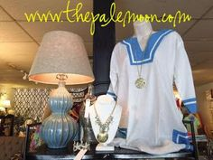 Good morning!!!! From stylish tunics to the perfect statement jewelry we have you covered! We open today at 10:30am! Hope you will stop by!  www.thepalemoon.com