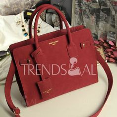 Wholesale Elegant Solid Color Pendant Design Women's Tote Bag Only $18.53 Drop Shipping | TrendsGal.com