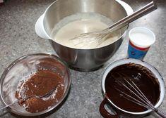 Čokoládová bábovka, recept, Koláče | Tortyodmamy.sk Chocolate Fondue, Cheese, Ethnic Recipes, Desserts, Food, Tailgate Desserts, Deserts, Essen, Postres