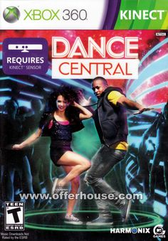 Favorite XBox Game - Dance Central