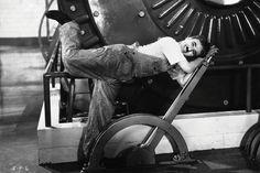 "Charlie Chaplin - ""Modern Times"" (1936)"
