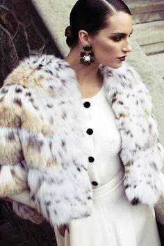 FUR COAT |   fur coats  & hats
