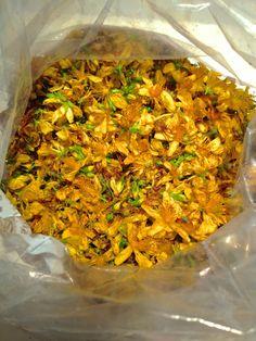 Johanniskraut: Rezept für Tee und Rotöl
