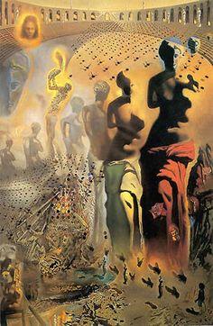 Salvador Dali - Hallucinogenic Toreador