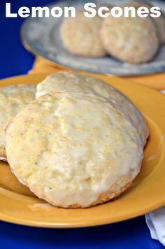 #Lemon Poppyseed  #Scones  Full of flavor and delicious.