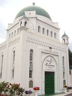 Fazl Mosque in London also called The London Mosque…