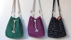 Tutorial: Fairly Bucket Bag