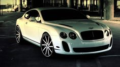 Vellano Forged Wheels / Bentley Continental Supersports