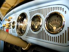 Gauge panel for VW
