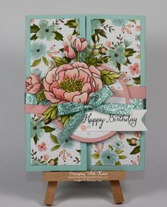 Stampin Up Shutter card by Kristi @ www.stampingwithkristi.com