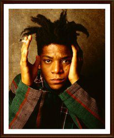 22. JEAN-MICHEL BASQUIAT (1960-1988) - Basquiat es, sin duda, el más importante y conocido del graffiti movement que se extendió en la escena neoyorkina a principios de la década de los 80, una corriente artística cuya influencia –enorme, desde luego- en la pintura posterior todavía está por medir