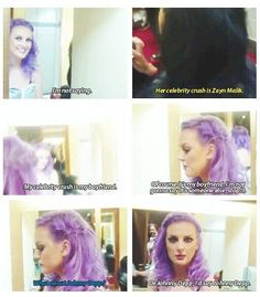 Perrie Edwards! I love this so much the way she says it with such a straight face :'D