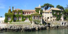 Raul Lino - casa de Sta Maria em Cascais