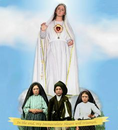 Fatima - Our Lady of the Immaculate Heart