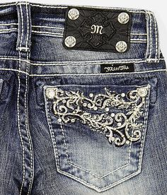 Miss Me Boot Jean. I LOVE Miss me's!! Never will afford them though :`( A legit dream of mine is to own just one pair. :P