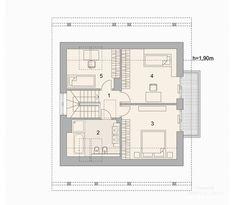 Poddasze Ceramic Roof Tiles, Mineral Wool, Gas Boiler, Balcony Doors, Concrete Blocks, Interior Walls, Ground Floor, Home Projects, Facade