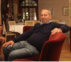 Stefan Hubrechts, eigenaar van Beau Séjour.