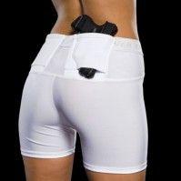 UnderTech Undercover Womens Concealment Shorts Single Pair Women's Running Gadgets - http://amzn.to/2iWkXcA