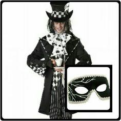 (OC) 4th Yr. Khasen Longbottom's 2021 Halloween Dance costume