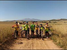 VALVERDEANDO EN EL COLE: Con la bici