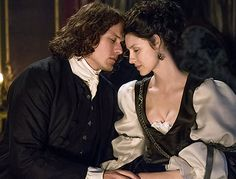 Jamie & Claire Fraser | Dragonfly in Amber | Entertainment Weekley review
