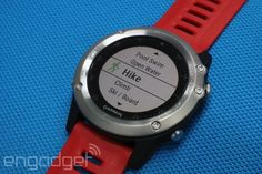 Garmin's prices start at $250 and go up to $600. They're also equal parts smartwatch and fitness tracker.   #fitness #health #CES2015 #Garmin #smartwatch