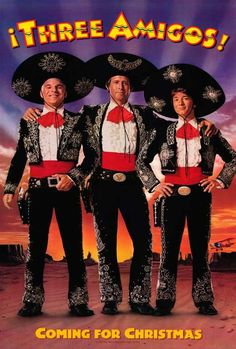 3 amigos halloween costume one for each other and all for one a brave amigo trick or treat smell my feet give me something good to eat
