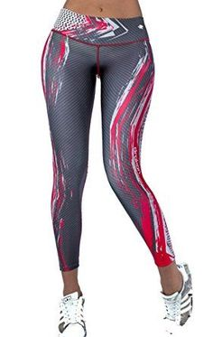 Cross Fit Leggings Womens Yoga Pants Compression Tights Collection at Amazon Women's Clothing store