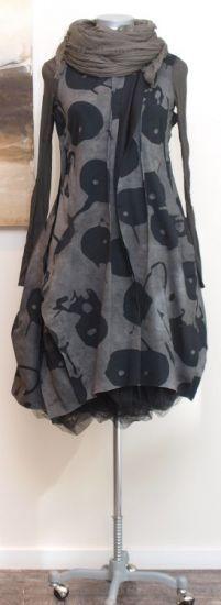 rundholz - Ballonkleid Big Praline original - Sommer 2014 - stilecht - mode für frauen mit format...