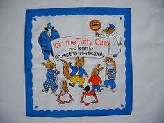 Image result for tufty club handkerchief