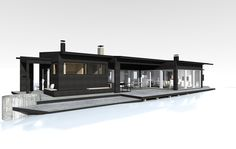 Sunhouse räätälöidyt talot | Moderni talopaketti | SUNHOUSE