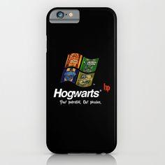 Harry Potter - OS Hogwarts iPhone & iPod Case by ItalianLeo - $35.00