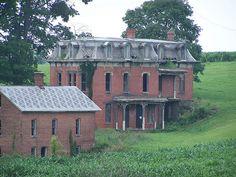 Mudhouse Mansion by grvhopr, via Flickr